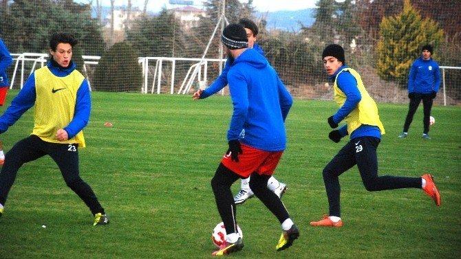 Dardanelspor tempo yükseltti