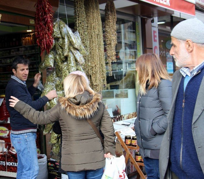 Ihlamurun kilosu 150 liradan satılıyor