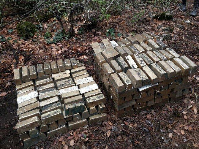 20 ton 'külçe alçılar' FETÖ'cü emniyet müdürlerinin çıktı