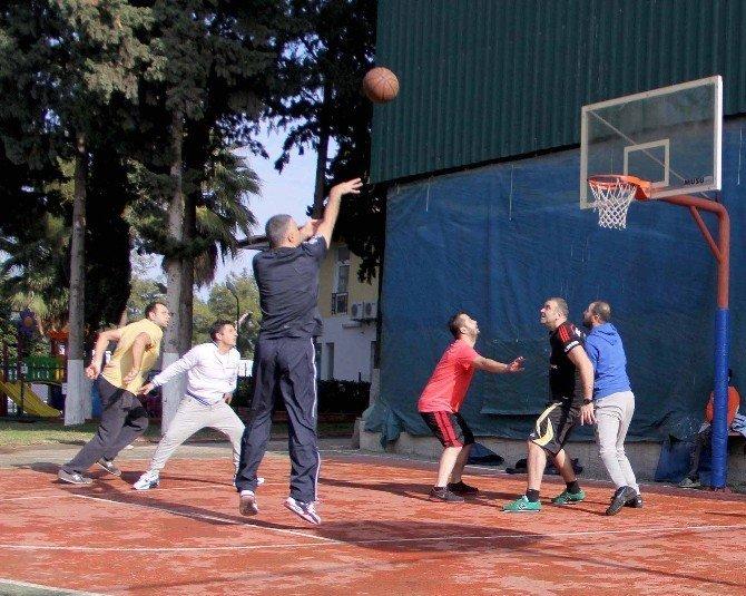 Çukurova GİAD ailesi Spor Turnuvası'nda yarışarak kaynaştı