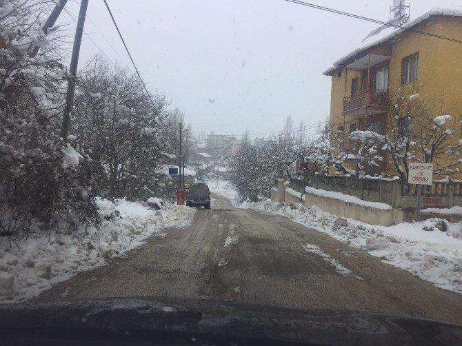 Bu köy yaklaşık 2 gündür elektriksiz