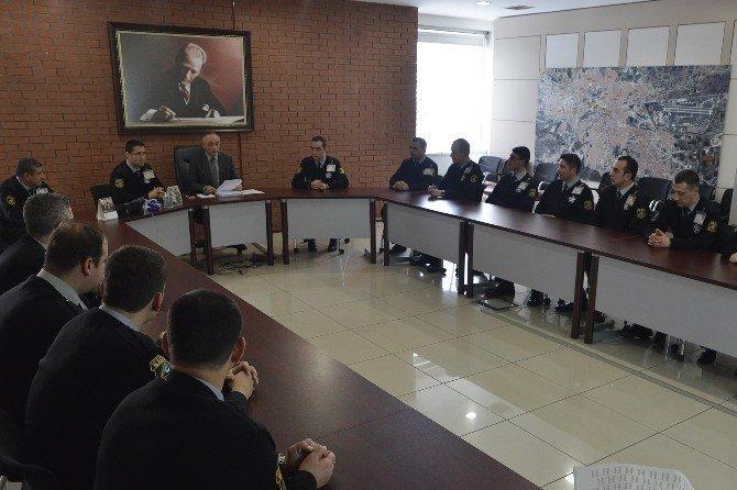 Tepebaşı güvenlik görevlilerine eğitim