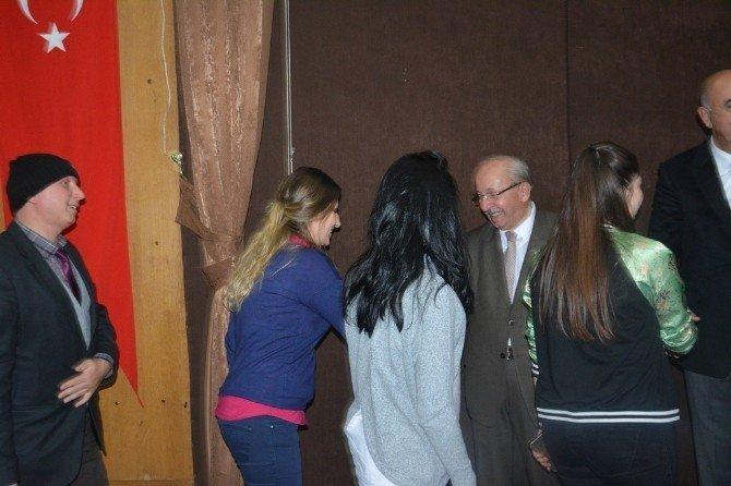 Başkan Albayrak, Büyükşehir çalışanlarının yeni yılını kutladı