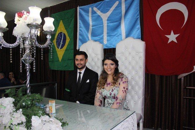 Bozkıra Brezilyalı Gelin