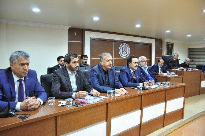 2017 KTO bütçesi oy birliğiyle kabul edildi
