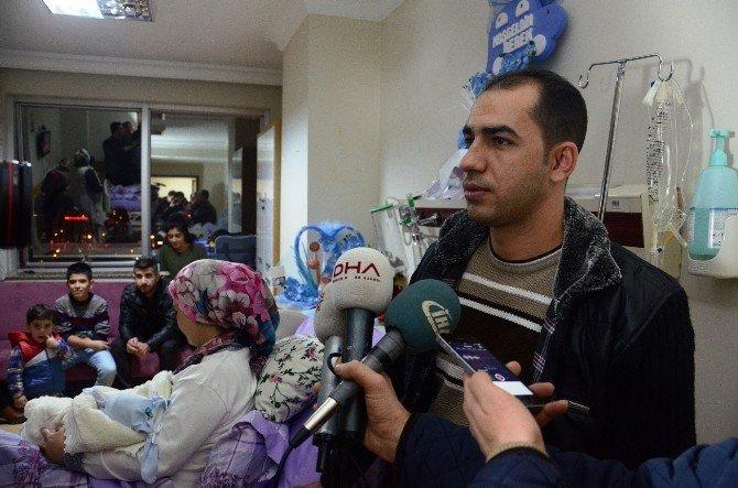 Malatya'da yılın ilk bebeği 'Umut' oldu