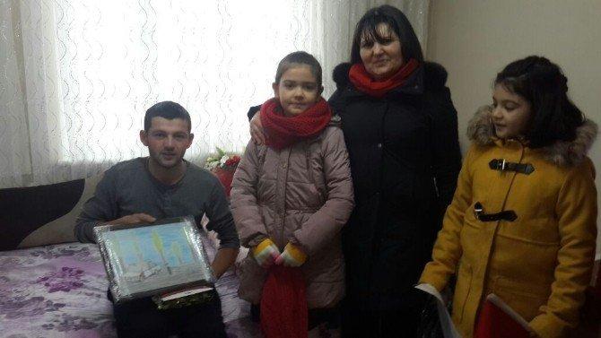 Gazi Köse'yi duygulandıran ziyaret