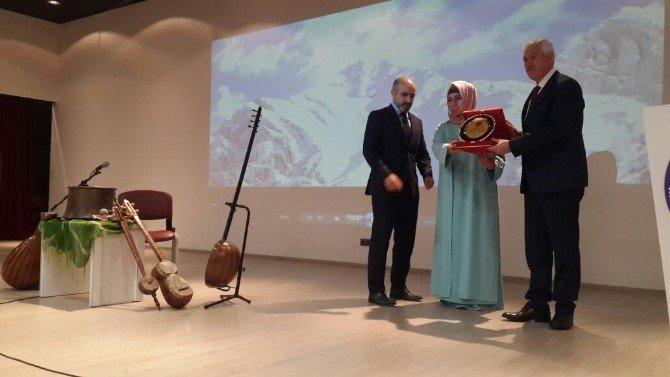 Musikişinas Hayrunnisa Mermi'nin imam hatip okulları konserleri başladı
