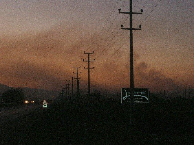 Hava kirliliği, kansere yol açıyor