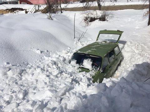 Mersin'de baraka kardan çöktü