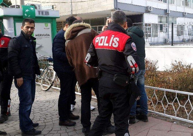 İran uyruklu şüpheli şahıslar polisi harekete geçirdi