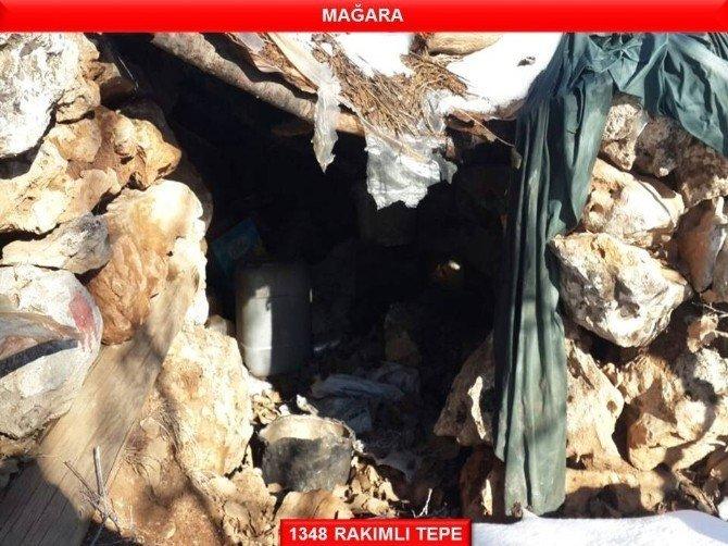 Asker, PKK'nın inine girdi