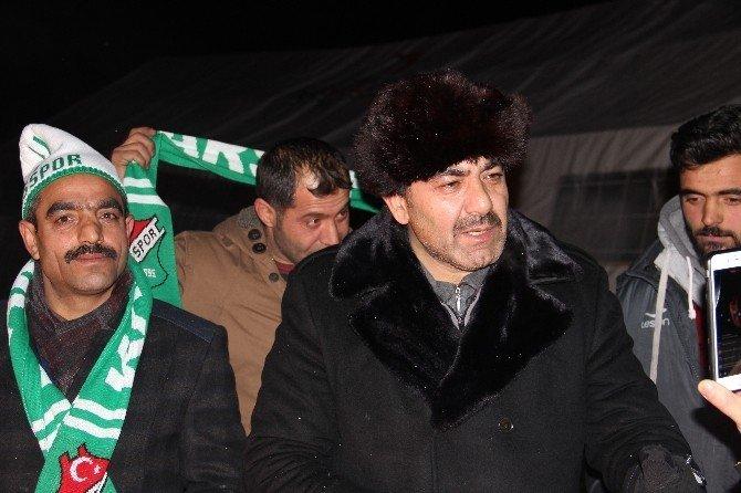 Türk dünyası Sarıkamış şehitleri için gece nöbetinde