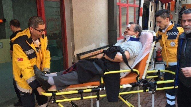 Zonguldak'ta iki ayrı trafik kazası: 3 yaralı