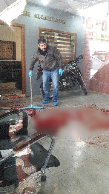 Hatay'da cinayet