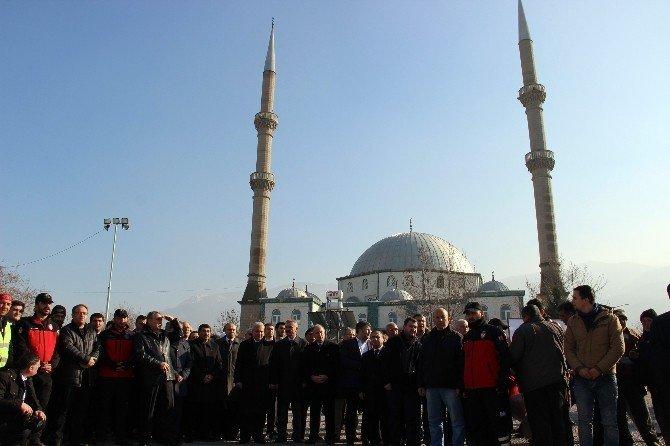 Manisalılar Halep'e el uzattı