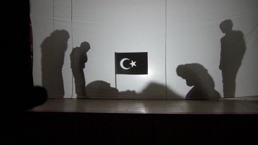 Kağızman'da Çanakkale Şehitleri anıldı