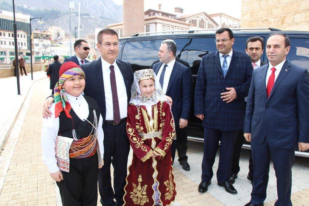 """Nurettin Canikli: """"Baykal ve CHP özür dilemeli"""""""