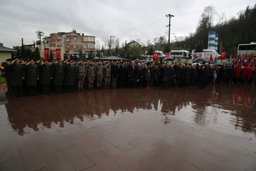 Ordu Çanakkale Zaferi coşkusu