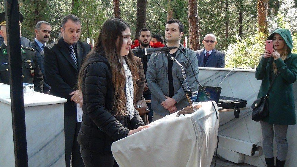 Osmaniye'de Çanakkale Zaferi törenle kutlandı
