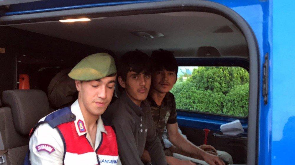 70 Afganlıyı dinleme tesisine bırakıp kaçtılar