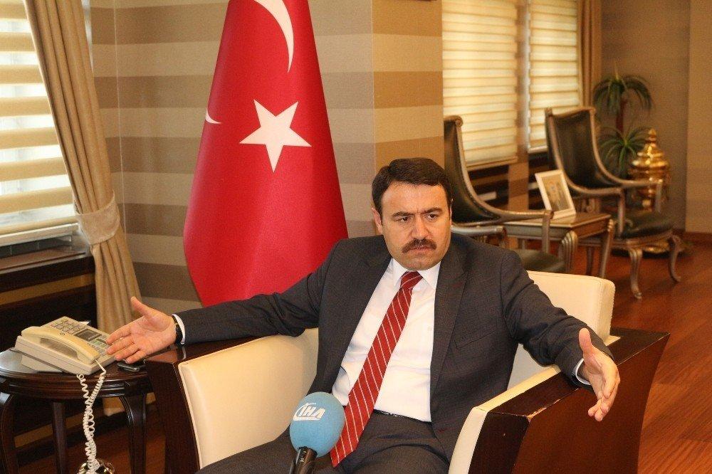 """Ağrı Valisi Işın: """"Tendürek Dağı'nda terörist kalmayacak"""""""