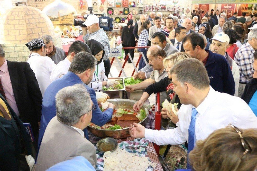 Ankara'daki Şanlıurfa Tanıtım Günleri başladı