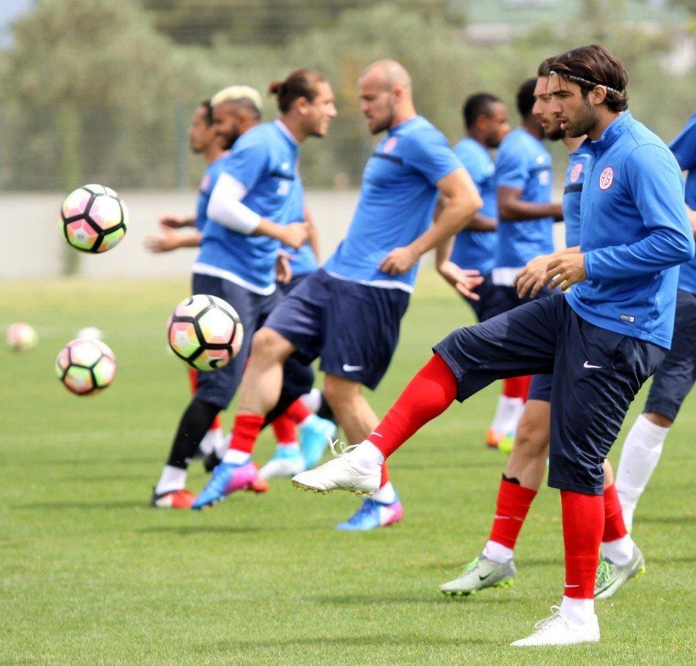 Antalyaspor'da son prova