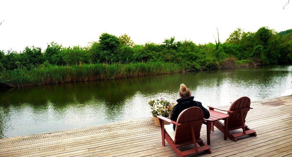 Ağva'ya 3 günlük tatil akını