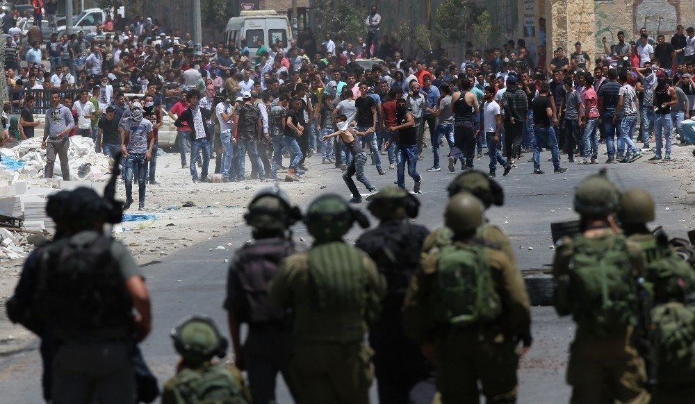 Gazze Şeridi'nde 11 Filistinli yaralandı