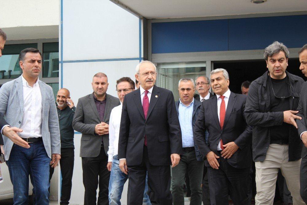 Kılıçdaroğlu'ndan FETÖ'ye bir destek daha