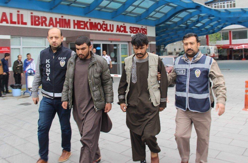 Rehin tutulan İranlı işadamının foyası kurtarılınca ortaya çıktı