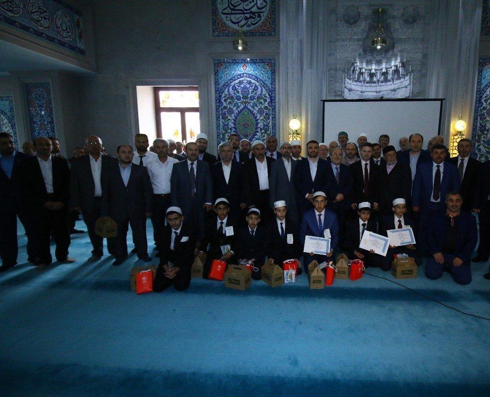Kur'an-ı Kerim birincisi Samsun'dan