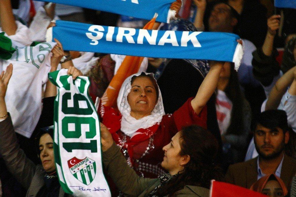 Partililer, Cumhurbaşkanı Erdoğan ve Başbakan Yıldırım'ı bekliyor