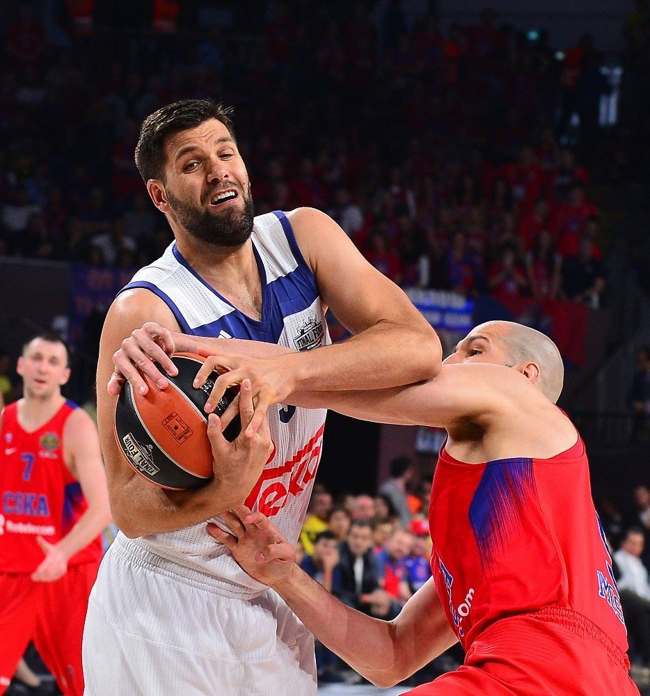 THY Euroleague Final Four'da CSKA Moskova 3. oldu