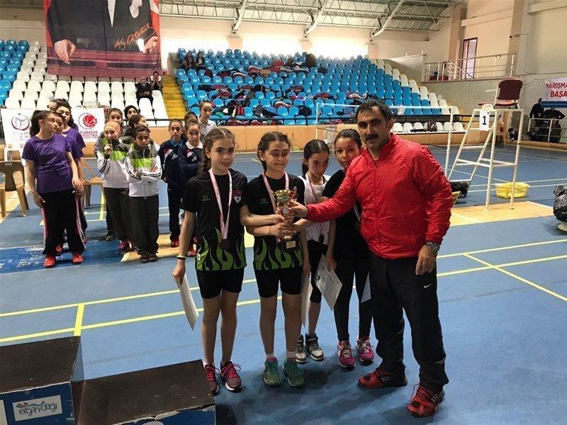 Badminton Türkiye şampiyonları belli oldu