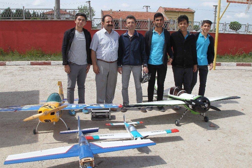 İHA olarak kullanılabilen model uçaklar