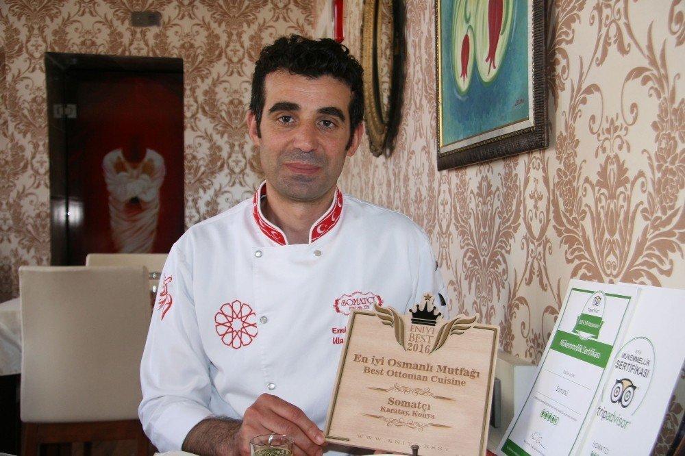 'Mevlana Hazretleri ne yermiş, araştır' emriyle dünyanın tek Mevlevi mutfağını kurdu