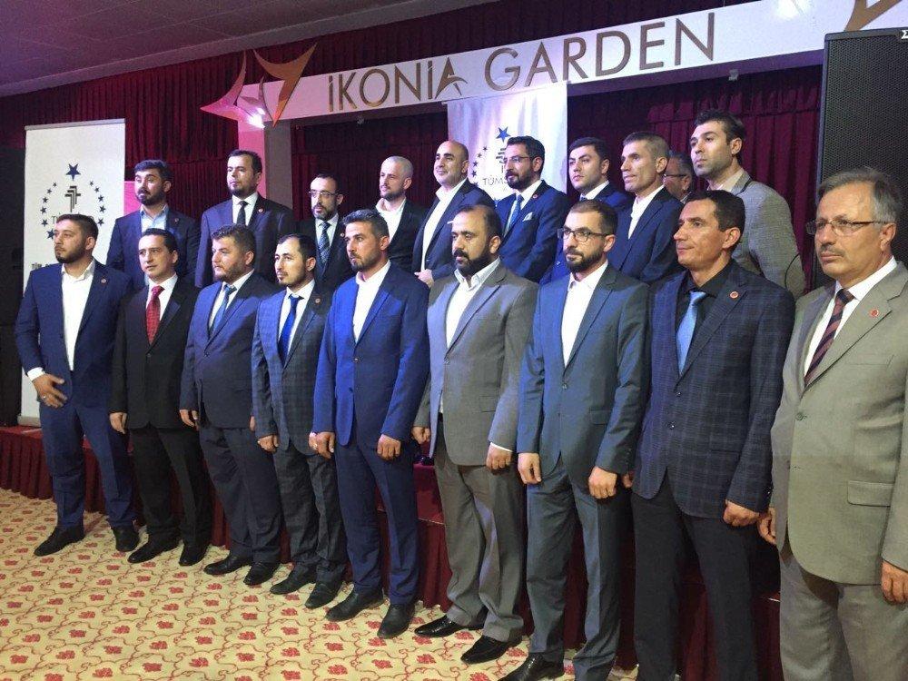 """TÜMSİAD Genel Başkanı Doğan: """"Büyüme rakamları gayet olumlu"""""""
