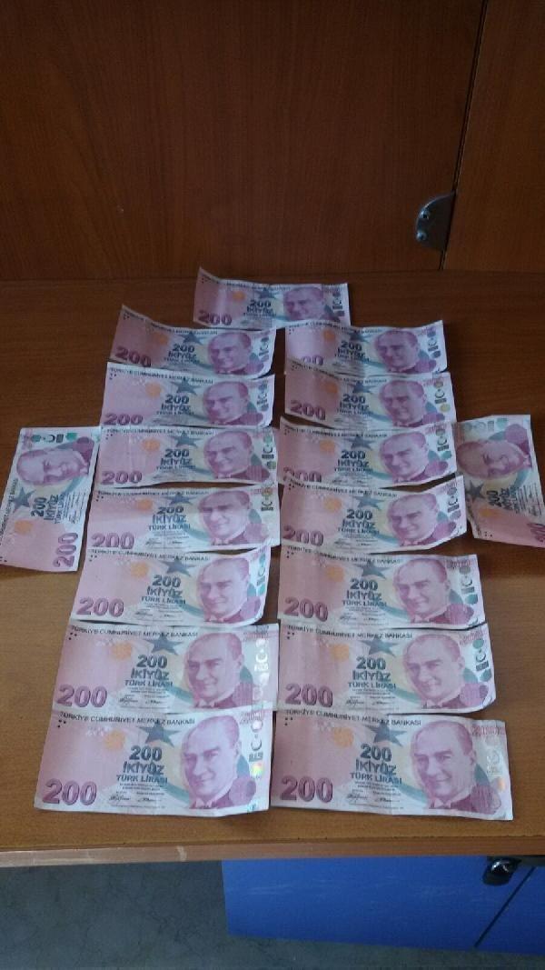 Bursa'da sahte parayla 22 kişiyi dolandırdılar