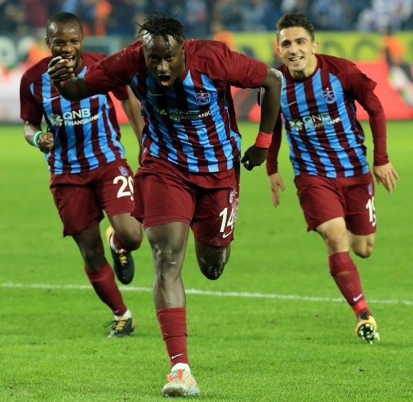 Trabzonspor, deplasmanda kaybetmiyor