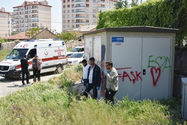 Konya'da bir kadın eşinin tabancasıyla intihar etti