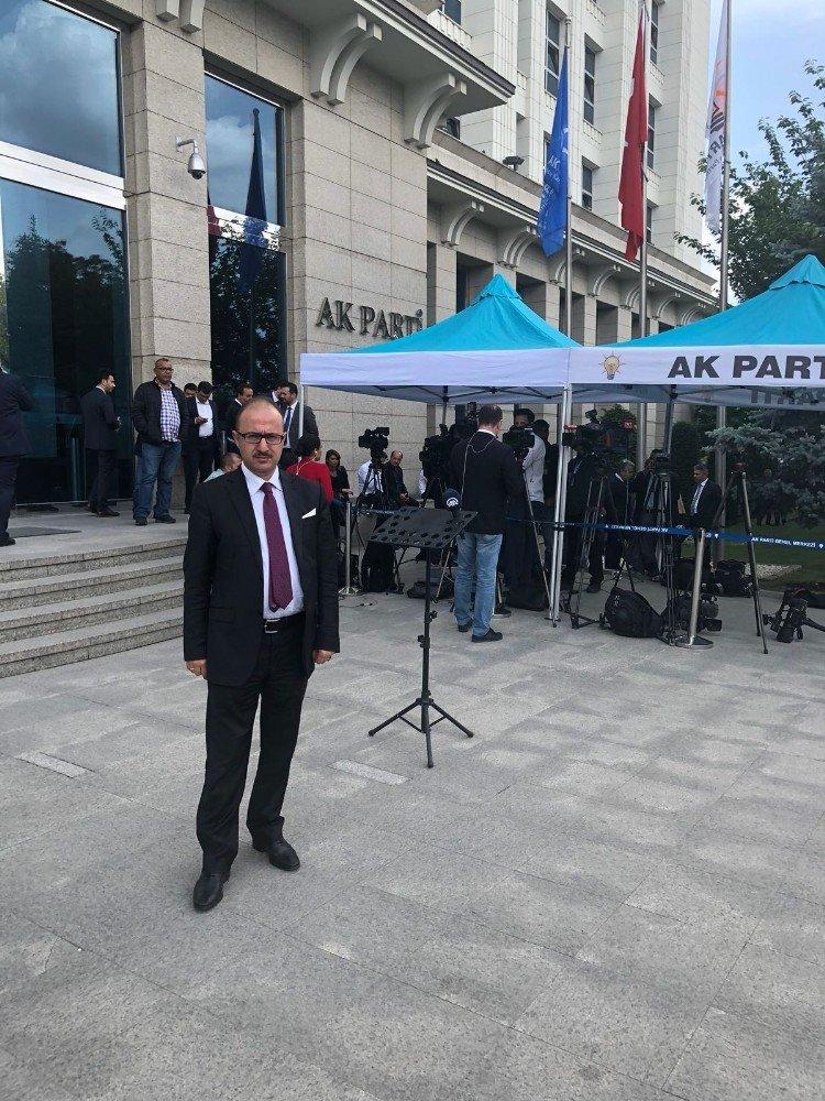 AK Partide mülakat süreci