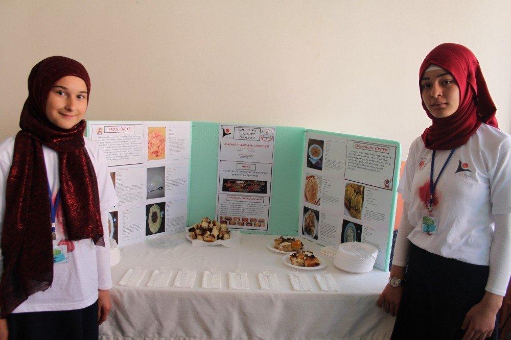 Alaçam'da öğrenciler yeteneklerini sergiledi