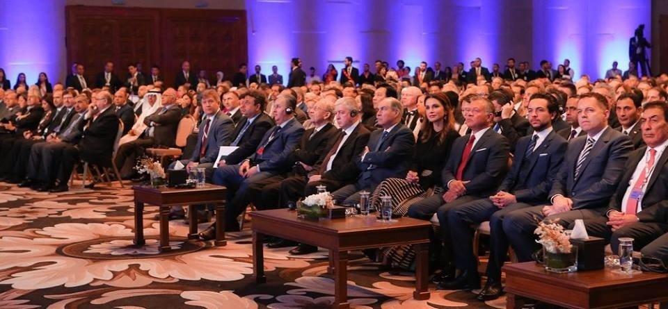 Avrupa İmar ve Kalkınma Bankası'nın 27'inci toplantısı Ürdün'de başladı