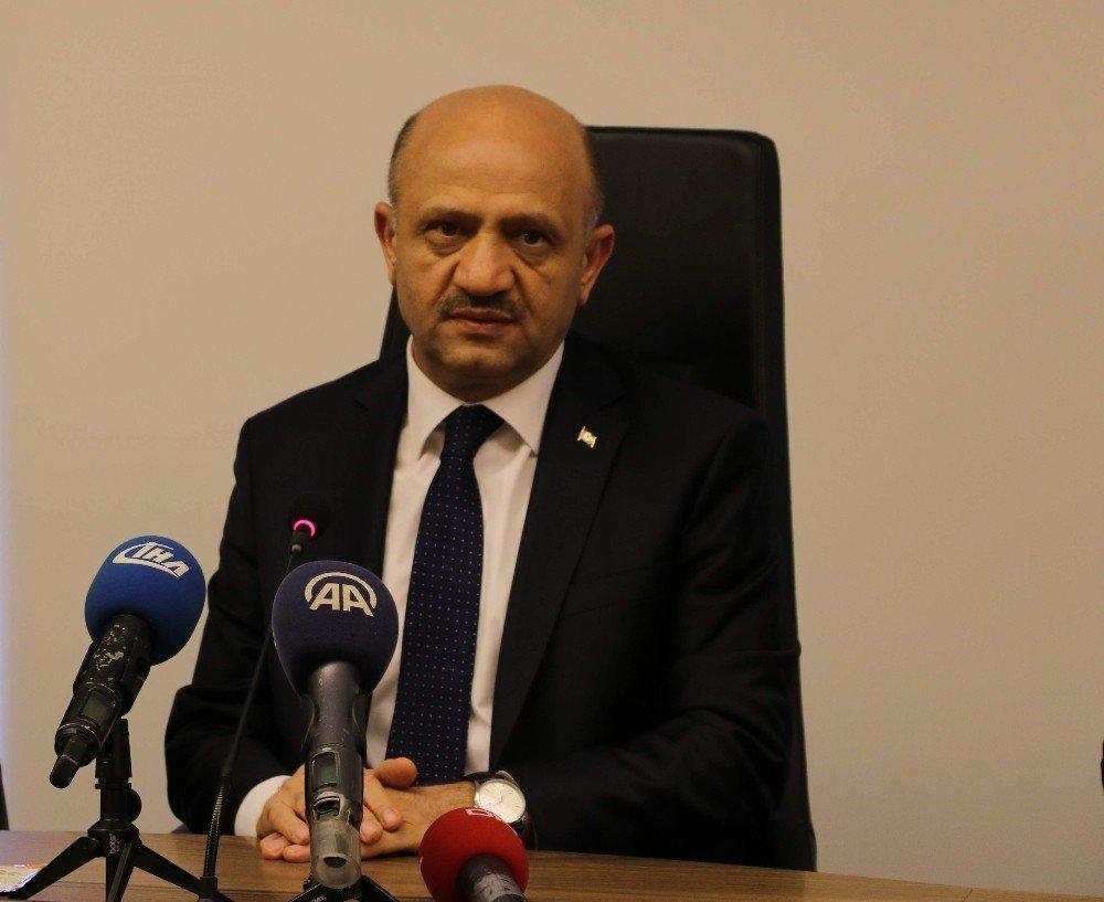 """Başbakan Yardımcısı Işık: """"Cumhurbaşkanımız Recep Tayyip Erdoğan ilk turda büyük bir farkla seçilecek"""""""