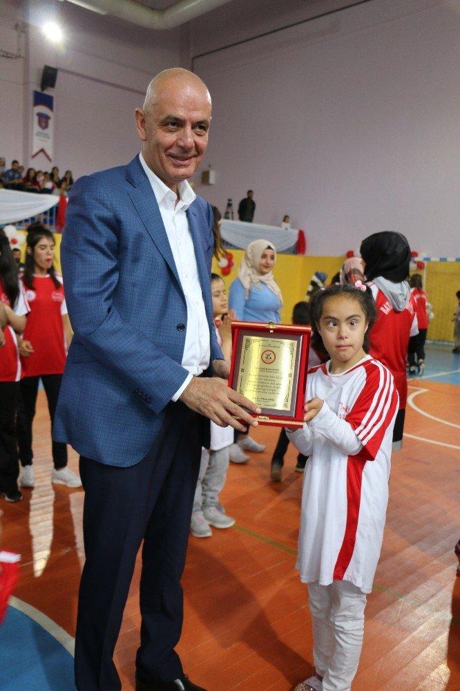 Belediyeden 'Engelsiz Spor Şenliği'