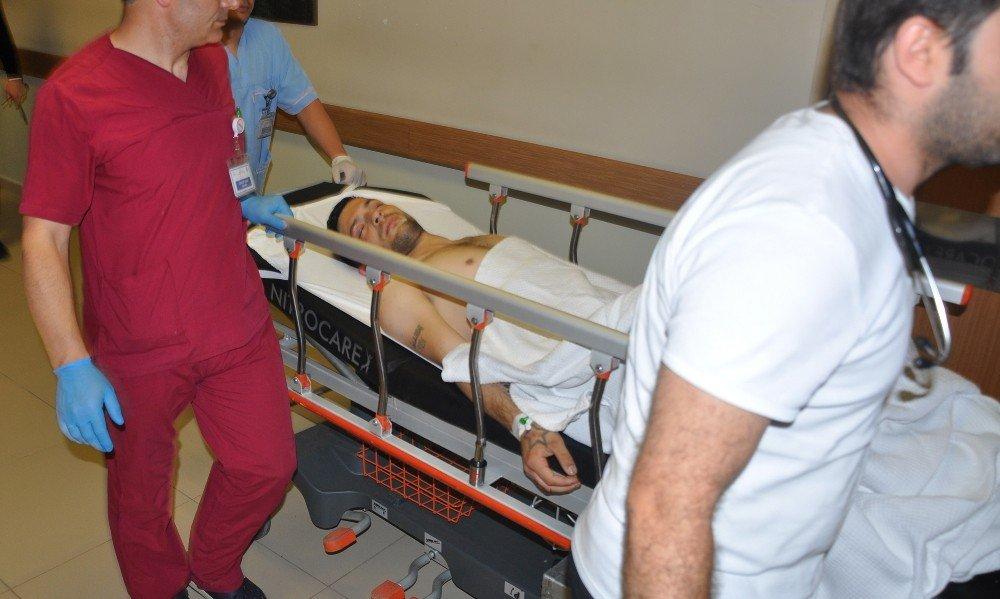 Bursa'da silahlı çatışma: 2 yaralı