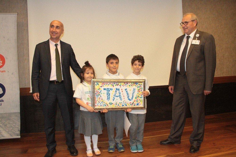 TAV'dan beş ilde çocuklara acil durum ve çevre eğitimi
