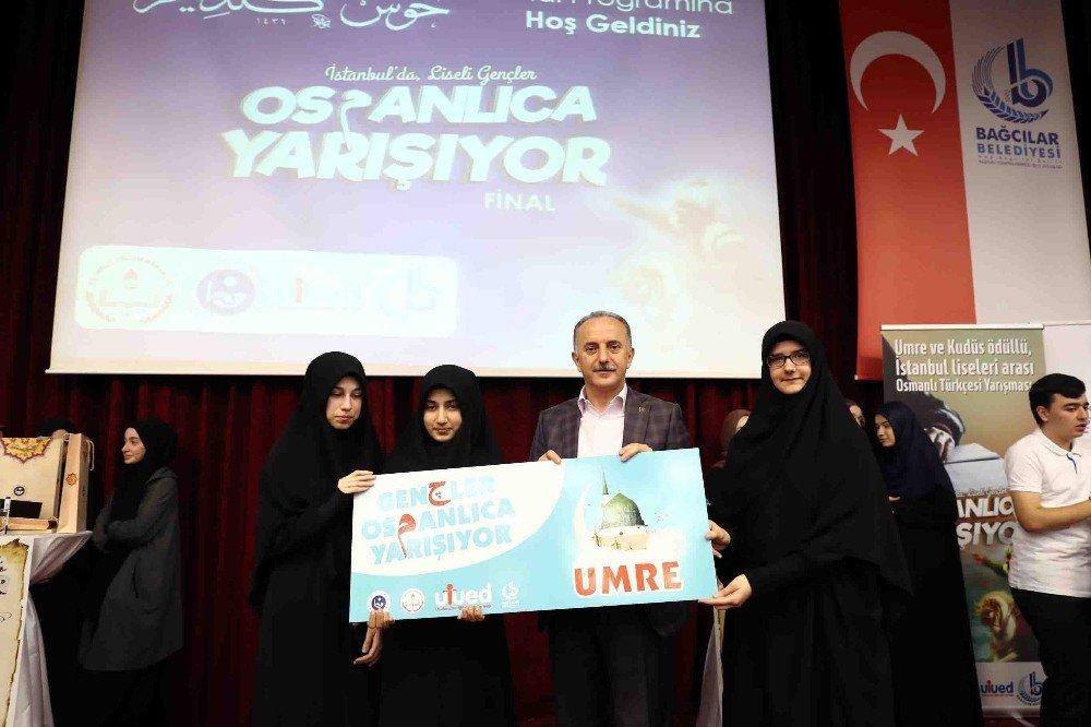 Osmanlıca Yarışması'nda birinci belli oldu